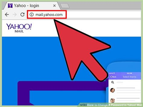 email yahoo change password 3 ways to change a password in yahoo mail wikihow