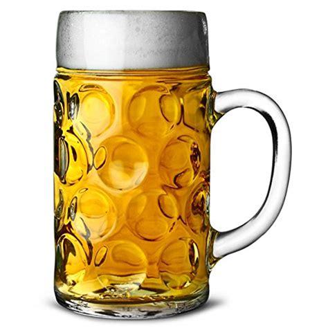 bicchieri da birra vendita boccale da birra tedesco in vetro a boccali di birra