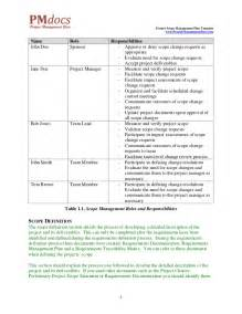 project management roles and responsibilities template doc 600600 project management roles and responsibilities