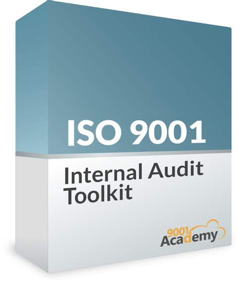 internal audit checklist iso 9001 template 9001academy