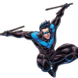 Nightwing leaves the outsiders