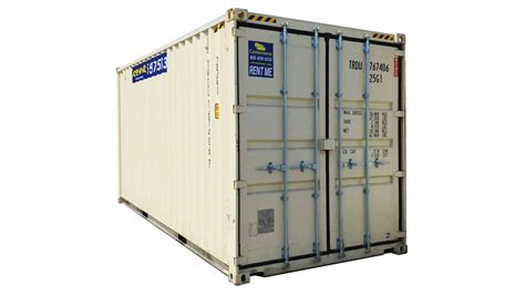 rent ft high cube storage containers   conexwest
