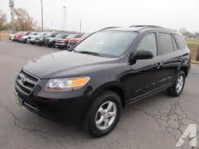 2007 hyundai santa fe gls for sale in seminole oklahoma