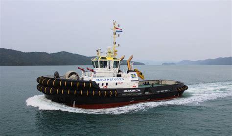 krachtigste sleepboot powerful reliable asd tug 3212 of 80 t bollard pull