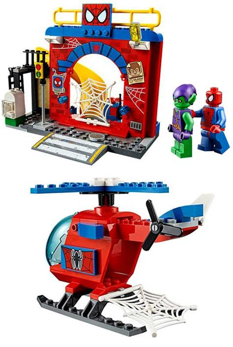 Mainan Anak Lego Junior 10687 lego spider lego h 233 ros