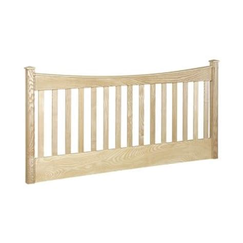 6ft headboard looe slatted 6ft wood headboard