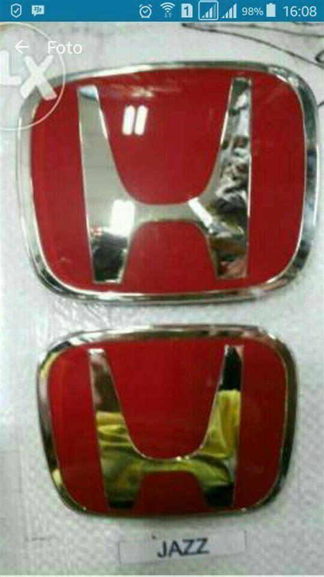 jual harga emblem logo honda khusus all new jazz pinassotte