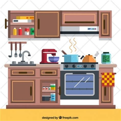 imagenes vectoriales cocina gratis fregadero cocina fotos y vectores gratis