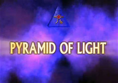 Yu Gi Oh The Movie Pyramid Of Light