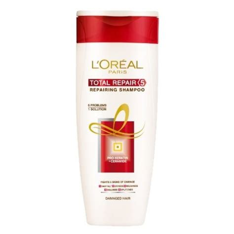 Shoo Loreal Total Repair l oreal total repair 5 shoo 360ml