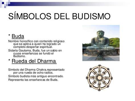 imagenes y simbolos del budismo pinceladas grandes religiones