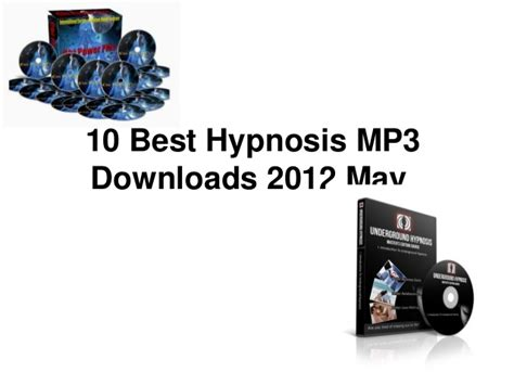 best hypnosis 10 best hypnosis mp3 downloads 2012 may