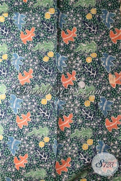 Kain Batik Katun Meteran Bahan Katun Halus Primisma kain batik cap tulis halus ukuran 2 meteran cukup untuk