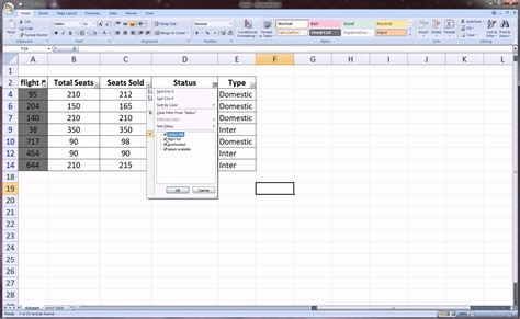tutorial excel advanced filter tutorial for excel advanced tutorial