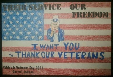 veterans day poster ideas clipartsgram com