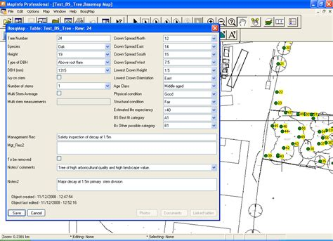 layout view mapinfo mapinfo proviewer software