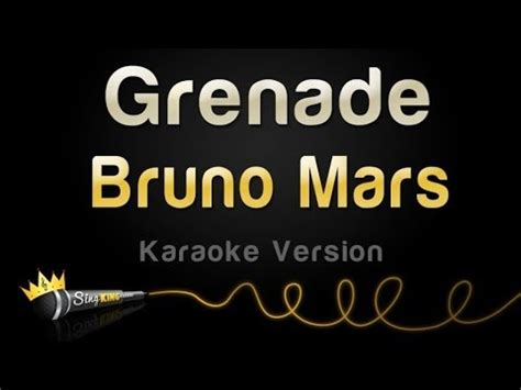 download mp3 bruno mars grenade gamelan version download bruno mars grenade karaoke version in mp3