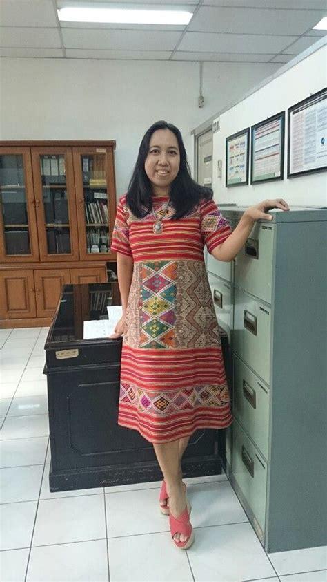 Dress Tenun Blanket Jepara 291 Best Tenun Images On Batik Dress Batik