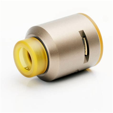 Mad Rda 24mm Gold Plating Authentic Atomizer authentic desire mad rda gold 24mm rebuildable atomizer