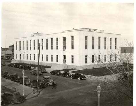 Post Office Amarillo Tx by J Marvin Jones Federal Building And United States