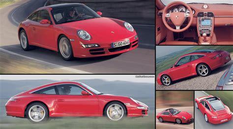 Porsche Targa 2007 by Porsche 911 Targa 4 2007 Pictures Information Specs