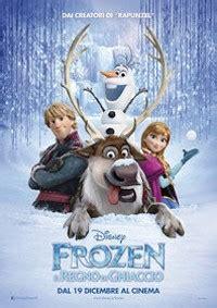 film frozen intero frasi del film frozen il regno di ghiaccio trama del