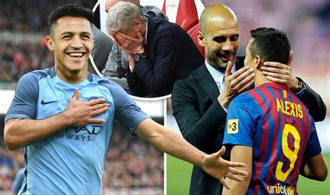 alexis sanchez man city alexis sanchez transfer shock arsenal ace will make