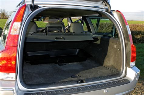 volvo v70 estate boot capacity volvo v70 estate 2000 2007 features equipment and