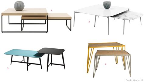 Table Basse Gigogne But by Table Basse Gigogne Marbre Le Bois Chez Vous
