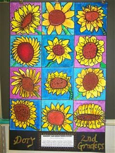 pattern art grade one 1000 images about van gogh lesson plans on pinterest