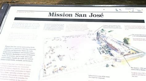 mission san jose high map map picture of mission san jose san antonio tripadvisor