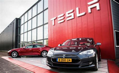 Tesla Corp Forbes Names Tesla As The World S Most Innovative Company