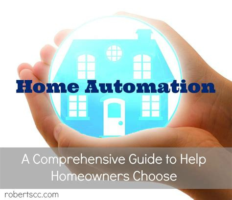 Home Automation Design Guide by Home Automation Comprehensive Guide To Help Consumers