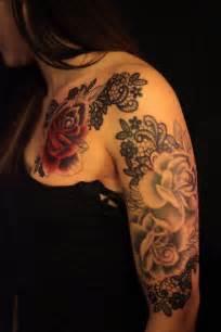 25 Lace Tattoo Designs Ideas Design Trends » Ideas Home Design
