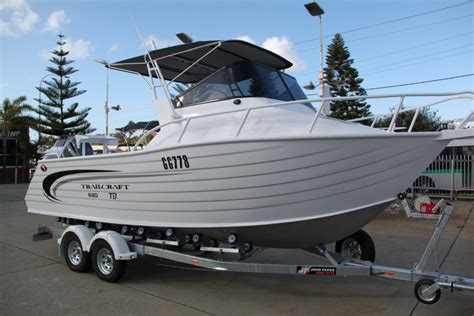 used power boats for sale australia trailcraft 680 trailblazer power boats boats online for