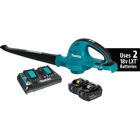 makita 18 volt x2 lxt lithium ion 36 volt cordless