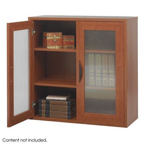 Prefab Cabinet Doors Safco Apres Modular Storage 2 Door Cabinet