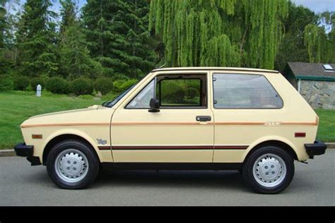 Yugo Auto by Found For Sale 1987 Yugo Gv Sport With Only 1 800
