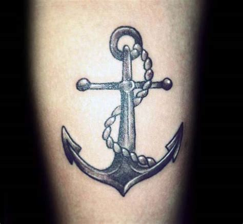 anchor cross tattoos 40 anchor cross designs for religious ink ideas