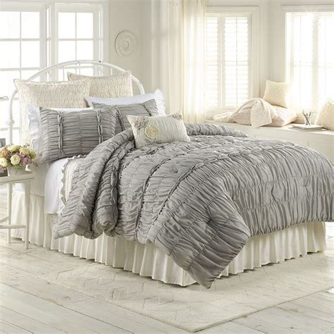 bed comforters kohls lc lauren conrad for kohl s sophia bedding set home