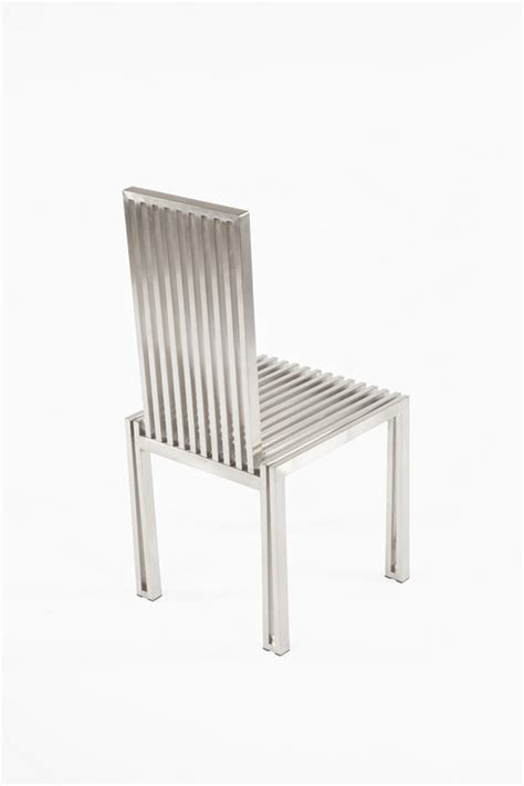 the brushed stainless steel dining chair fhc08ssbrush