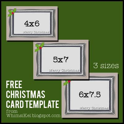 6x7 5 card template whimsikel free card template