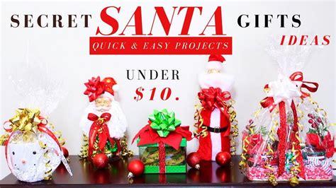 s day secret santa diy secret santa gift ideas dollar tree gifts
