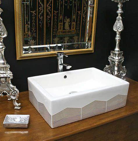 bathroom vessel sink ideas bathroom ideas featuring custom decorated sinks