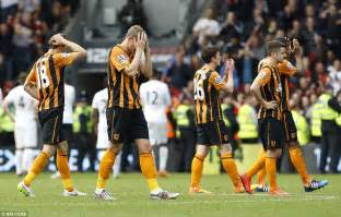 epl relegation hull city 0 0 manchester united tigers relegated from