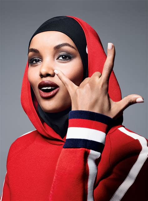 muslim model halima aden on defying beauty standards allure
