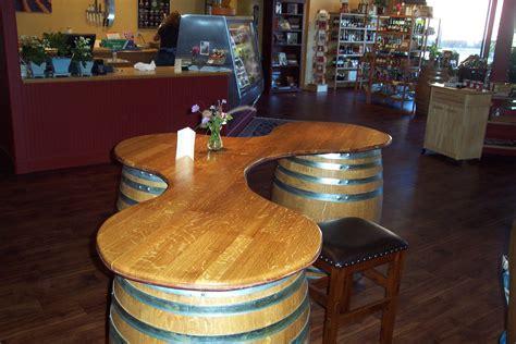 Handmade Bar - custom bars wine wood recycled