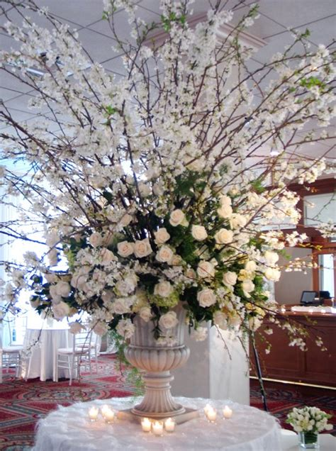 cherry blossom arrangements cherry blossom new york floral design wedding planner