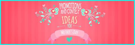 Promo Day ideas of promotions and contest for s day