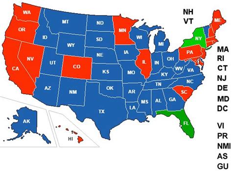 concealed carry reciprocity map did you there s an interactive concealed carry reciprocity map out there concealed nation